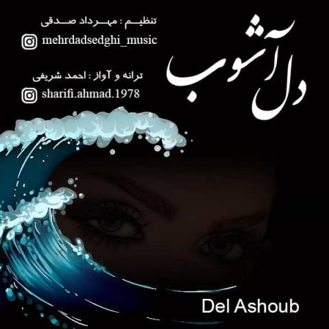 دانلود موزیک جدید احمد شریفی دل آشوب